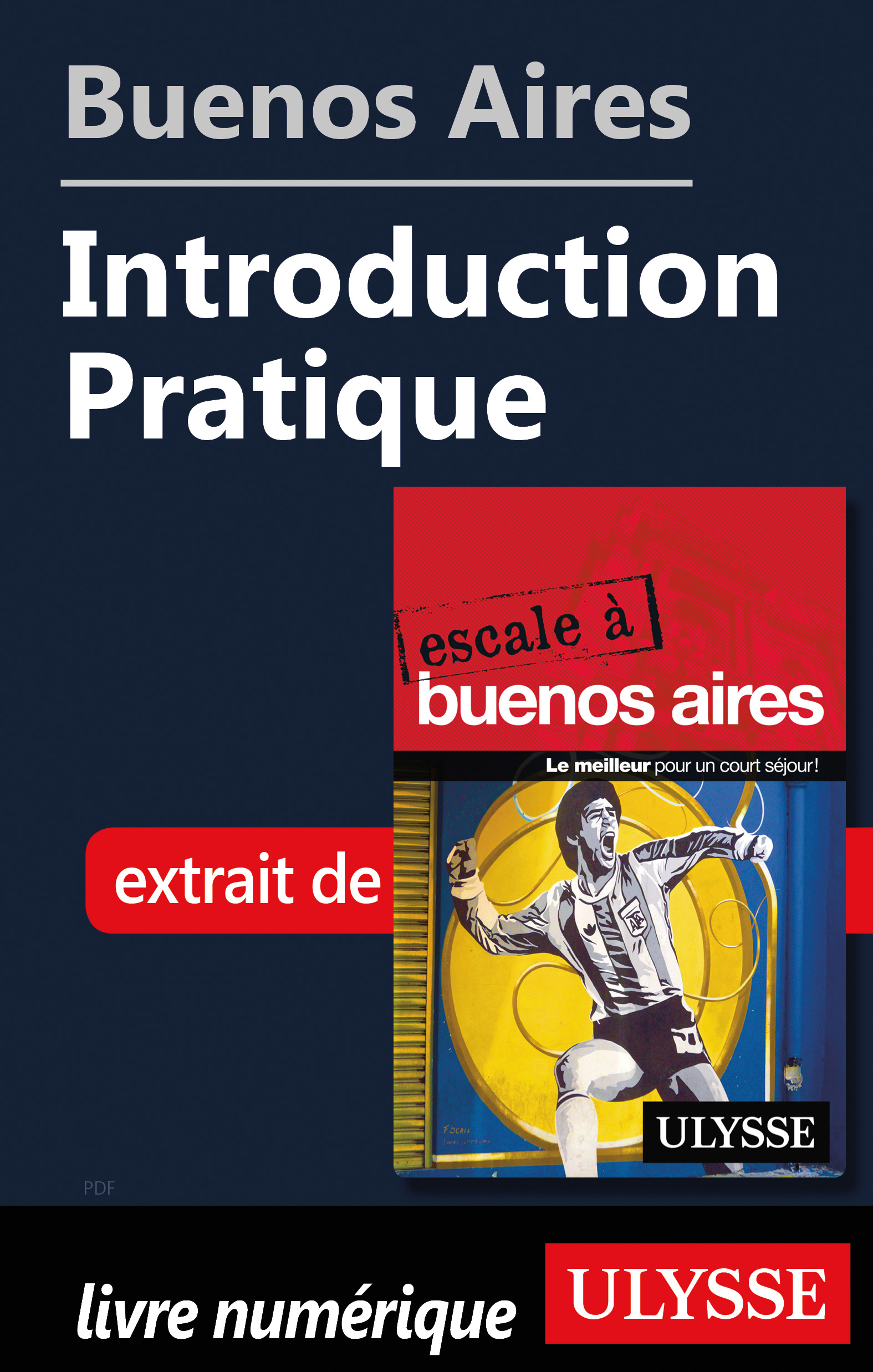 Vignette du livre Buenos Aires - Introduction Pratique