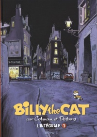 Vignette du livre Billy the Cat : l'intégrale T.1: 1981-1993