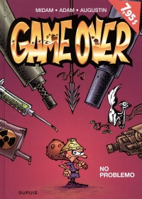 Vignette du livre Game Over T.2 : No problemo