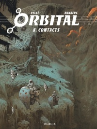 Vignette du livre Orbital T.8 : Contacts