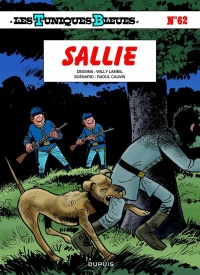 Les Tuniques bleues T.62 : Sallie, Willy Lambil