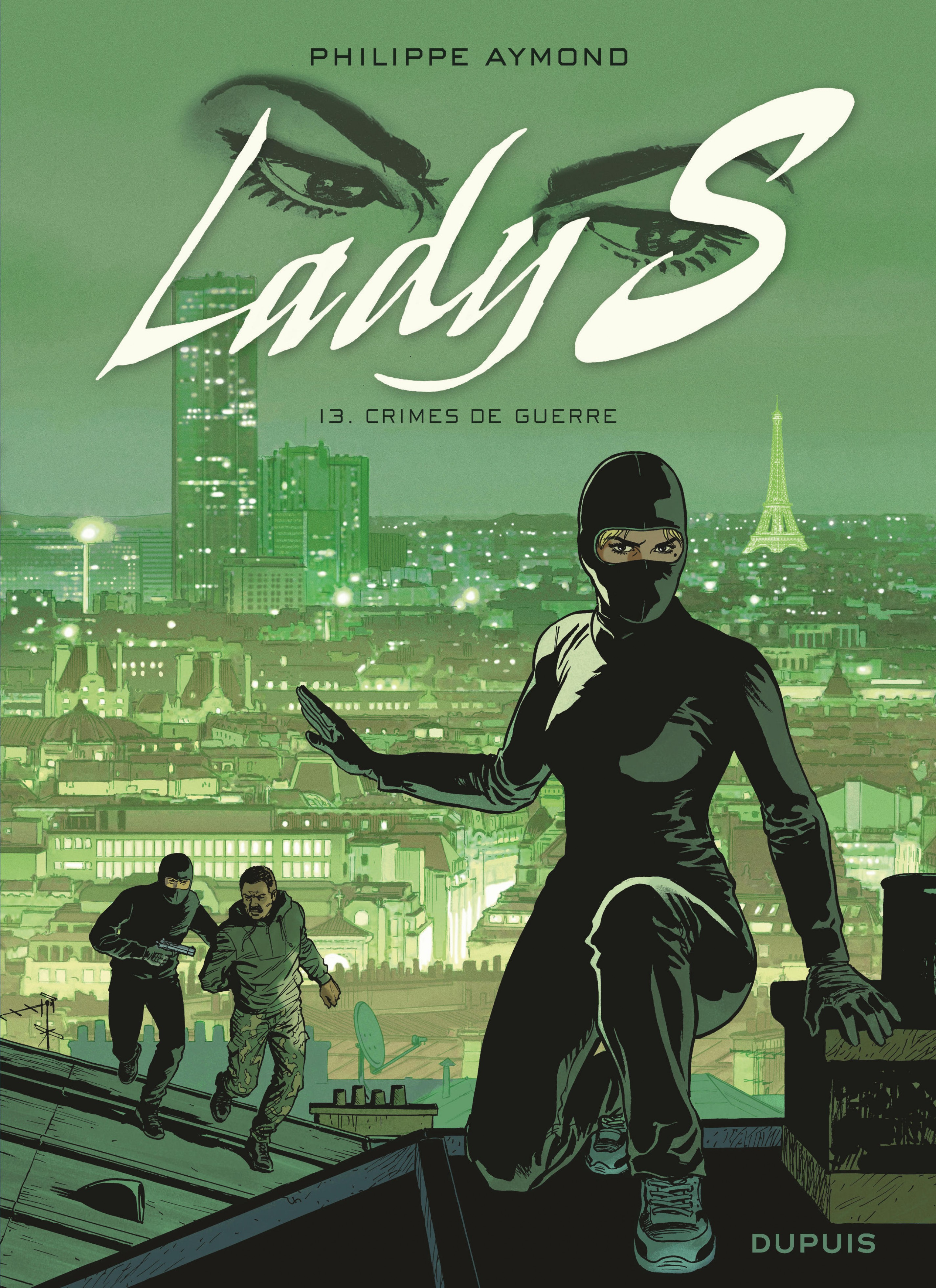 Lady S T.13: Crimes de guerre - Philippe Aymond