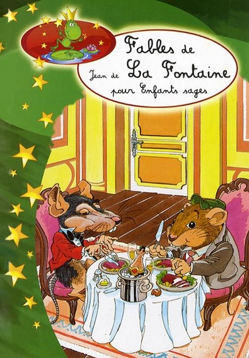 Fables de Jean de la Fontaine pour Enfants Sages par ...