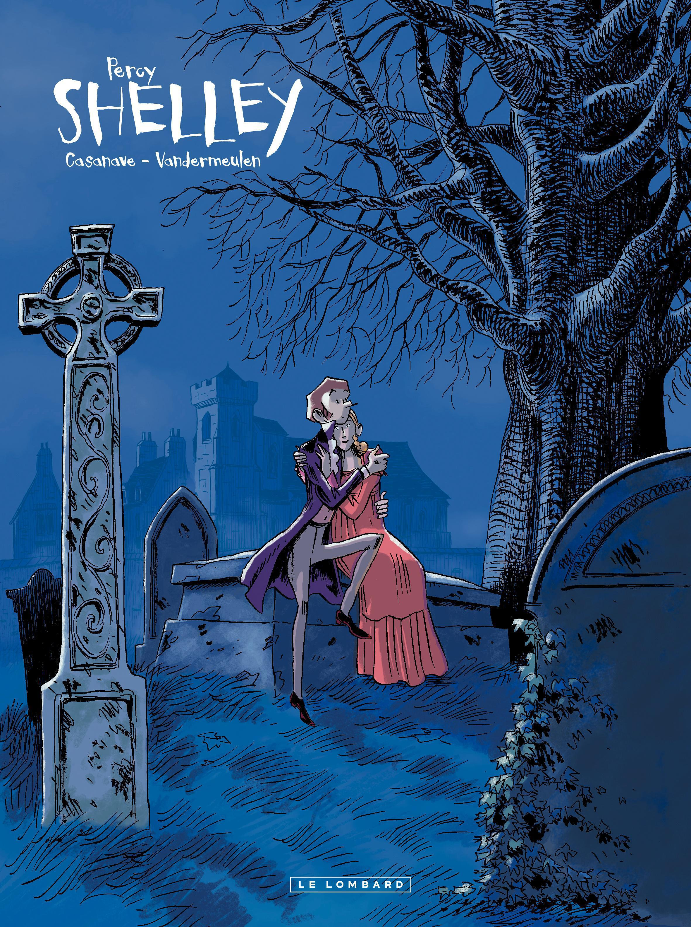 Vignette du livre Shelley T.1 : Percy