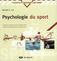 Psychologie du sport - Richard h. Cox