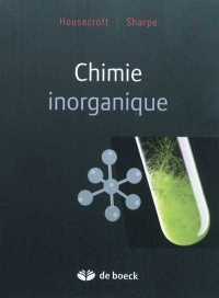 Vignette du livre Chimie Inorganique -  Housecroft & Sharpe