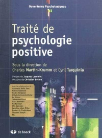 Vignette du livre Traité de psychologie positive: Internationale