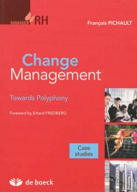 Vignette du livre Change management: toward a polyphonic management