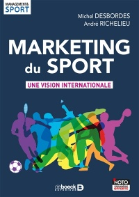 Vignette du livre Marketing du sport