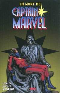 Vignette du livre Best of Marvel :La mort de Captain Marvel