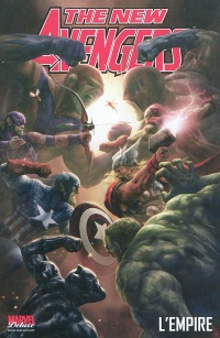 Vignette du livre The New Avengers T.5 : L'empire