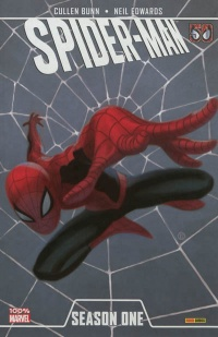 Vignette du livre Spider-Man :Season One