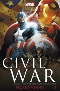 Vignette du livre Civil War T.1