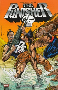 Vignette du livre The Punisher : Journal de guerre