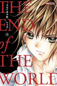 Vignette du livre The End of the World T.2 - Makino Aoi