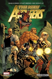Vignette du livre The New Avengers T.8 : Possession