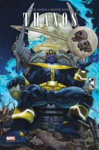 Vignette du livre Thanos : L'ascension