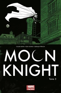 Vignette du livre Moon Knight T.3 : Croquemitaine