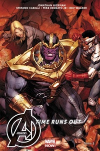 Vignette du livre Avengers : Time Runs Out T.3 : Beyonders