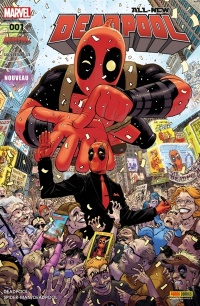 Vignette du livre All-new Deadpool No 1