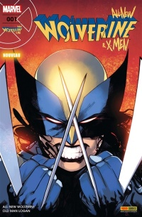 Vignette du livre All-New Wolverine & the X-Men No 1