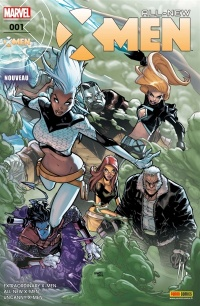 Vignette du livre All-New X-Men No 1