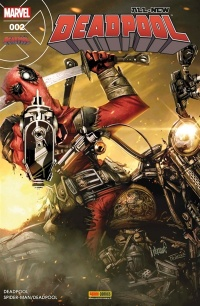Vignette du livre All-new Deadpool, No 2