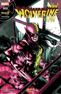 Vignette du livre All-New Wolverine & X-Men No 2