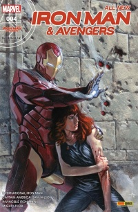 Vignette du livre All New Iron Man & Avengers No 4 Couverture 1