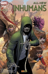 Vignette du livre All-New Inhumans, No 6