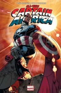 Vignette du livre All-new Captain America T.1