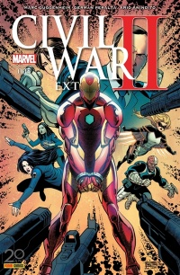Civil War II Extra, No 5, Ario Anindito