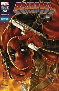 Vignette du livre All-new Deadpool, No 1