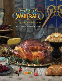 Vignette du livre World of Warcraft : le livre de cuisine officiel