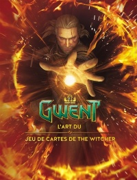 Vignette du livre Gwynt : l'art du jeu de cartes The Witcher