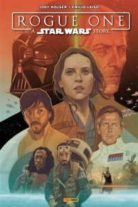 Vignette du livre Star Wars : Rogue One