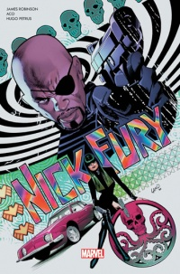 Vignette du livre Nick Fury T.1 : Le train des assassins