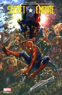 Vignette du livre Secret Empire