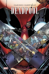 Vignette du livre Deadpool T.2 : Deadpool re-massacre