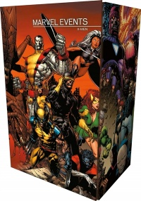 Vignette du livre Marvel Events : X-Men  Coffret 5 aventures