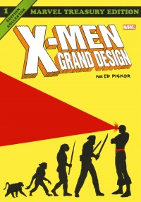 Vignette du livre X-Men Grand Design T.1