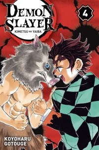Vignette du livre Demon Slayer. Kimetsu no Yaiba T.4