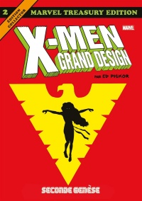 Vignette du livre X-Men Grand Design T.2 : Seconde genèse