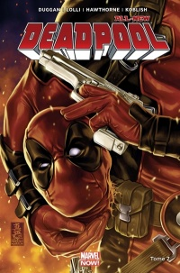 Vignette du livre All-new Deadpool T.7