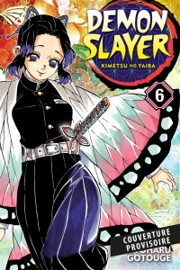 Demon Slayer : Kimetsu no Yaiba T.6 - Koyoharu Gotouge