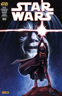 Vignette du livre Star Wars, No 2 : Darth Vader