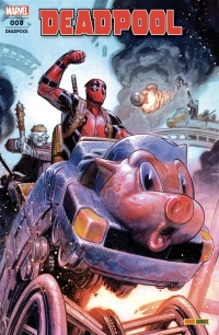 Vignette du livre Deadpool, No 8