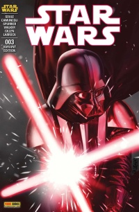Vignette du livre Star Wars, No 3 : Variant edition