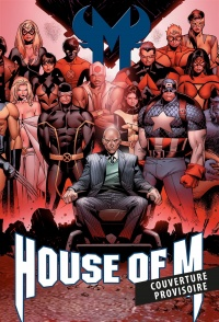 Vignette du livre House of M
