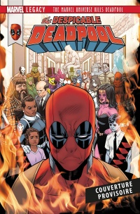 Vignette du livre Détestable Deadpool T.3 : L'univers Marvel massacre Deadpool